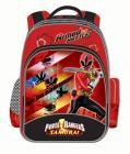 Τσάντα: Δημοτικού Οβάλ Power Ranger