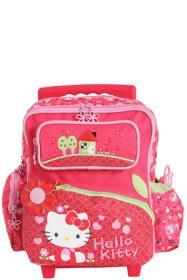 Τσάντα: Σχολική τρόλεϊ Hello Kitty House νηπιαγωγείου (Κορίτσι)
